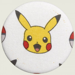 Pika Pikachu button