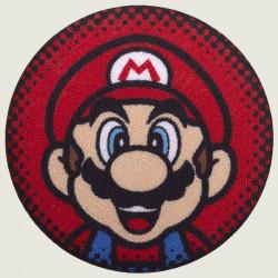 Super Mario stof button