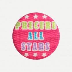 Precure All Stars button Roze
