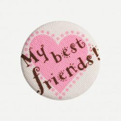 My best friends button