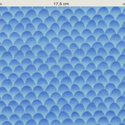 Waves fabric