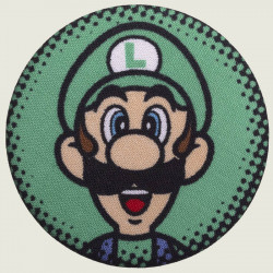 Luigi stof Spiegel