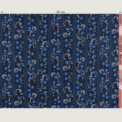 Lemur Love Fabric, half width
