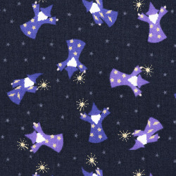 Wizards Fabric, detail
