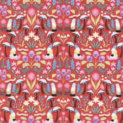Gnome Fabric Jolly Spring