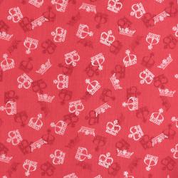 Crown Fabric Britannia by Lewis&Irene