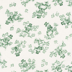 Saint Patrick's Day Fabric