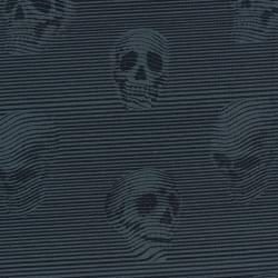 Skull stof Between the lines