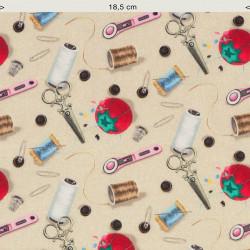 Haberdashery fabric