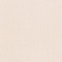 Solid ecru cotton fabric