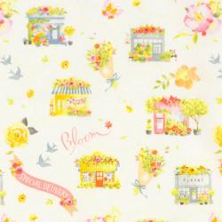 Flower shop fabric