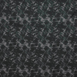 Marble fabric black