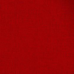 Effen rode katoenen stof