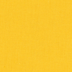 Solid Yellow cotton fabric