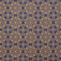 Sjaal Pompon groen