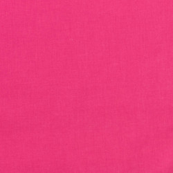 Uni cotton fabric fuchsia