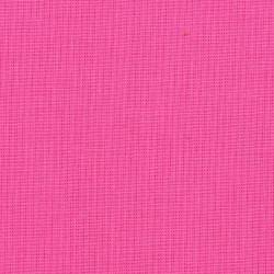 Effen Donker roze katoenen stof