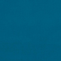 Uni cotton fabric ocean blue
