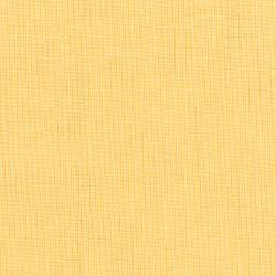 Effen Milkshake gele katoenen stof