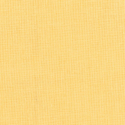 Milkshake yellow cotton fabric