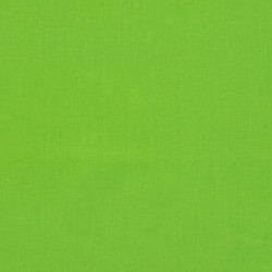 Uni cotton fabric lime