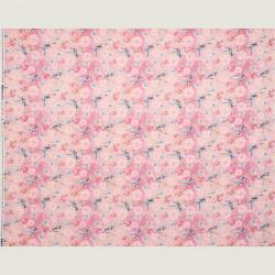 Colsjaal Hertjes roze