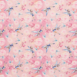 Tinkerbell fabric Tink with...