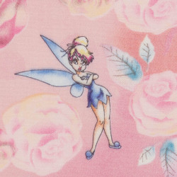 Infinity shawl Flower Pink