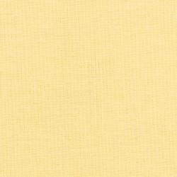 Effen pastel gele katoenen stof