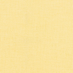 Solid Pastel yellow cotton fabric