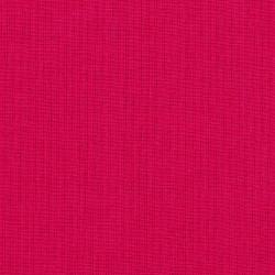 Effen fuchsia roze katoenen stof