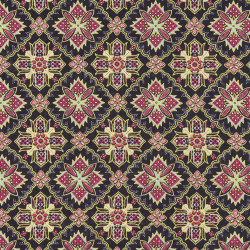 Holland Batik fabric dark...