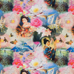 Geisha fabric