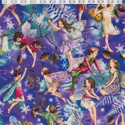 Enchanted Fairy Fabric