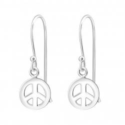 Peace ear hooks