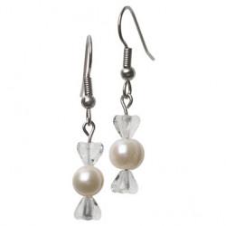 Candy earrings pearl