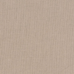 Solid sand color cotton fabric