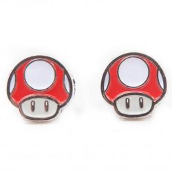 Toad earrings