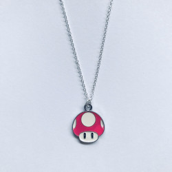 Toad necklace