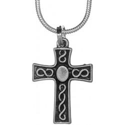 Celtic cross on chain