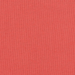 Dark peach orange cotton fabric