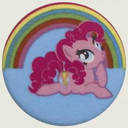 Pinkie Pie button