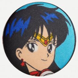 Sailor Mars Button
